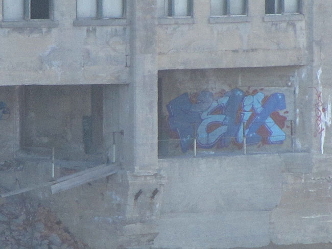 Felix graffiti photo Ottawa NF