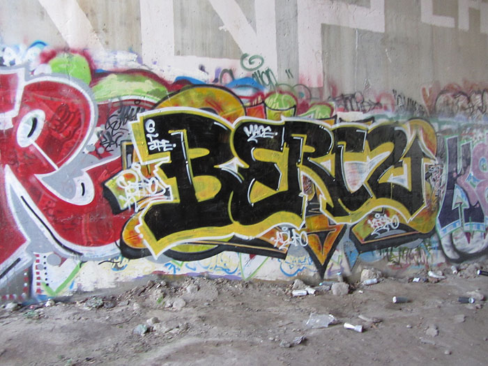 Bercz graffiti photo