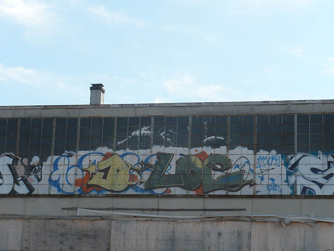 Dloe graffiti picture 5