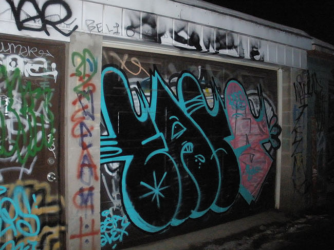 East graffiti picture 30
