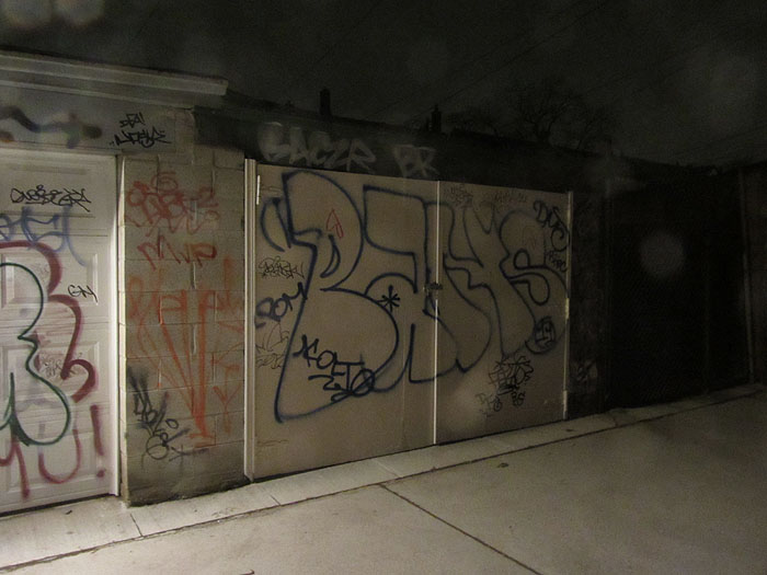 Pansr graffiti photo