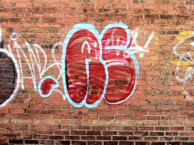 Rasr graffiti photograph