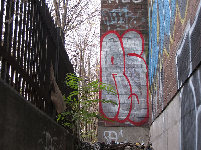 Rasr graffiti photo