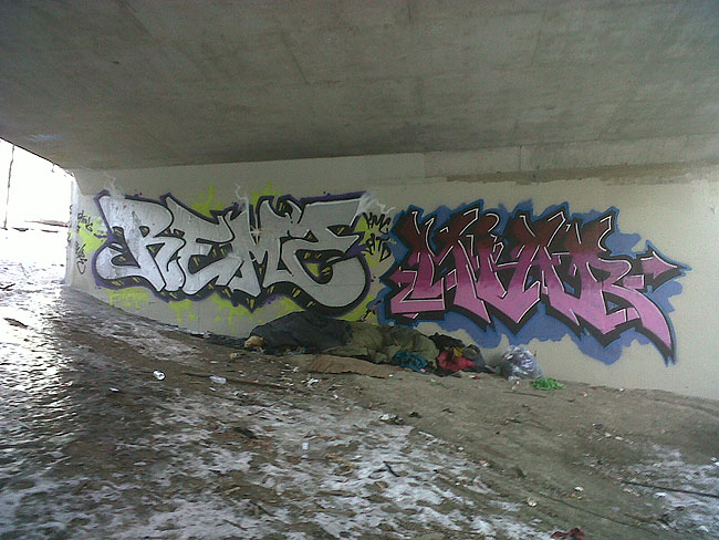 Remz graffiti picture 26