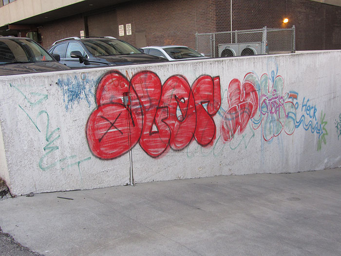 Soler graffiti photo