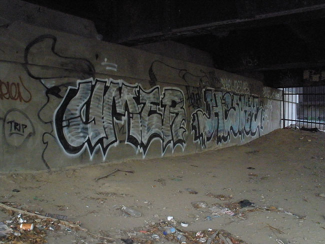 Umer graffiti photo