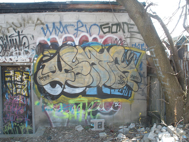 Vectr graffiti photo