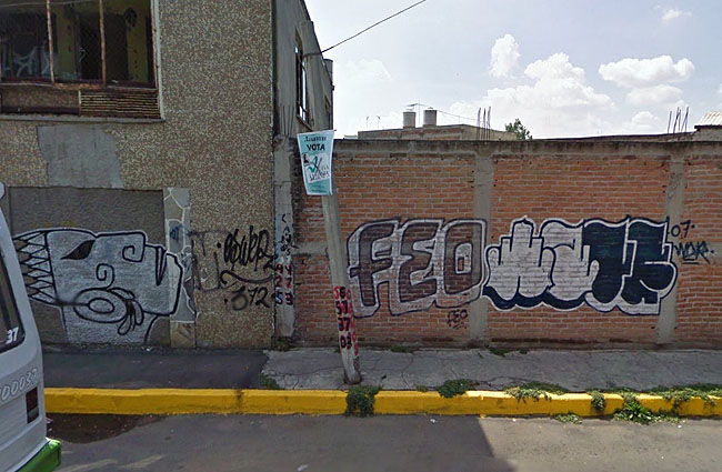 Un poco de arte callejero